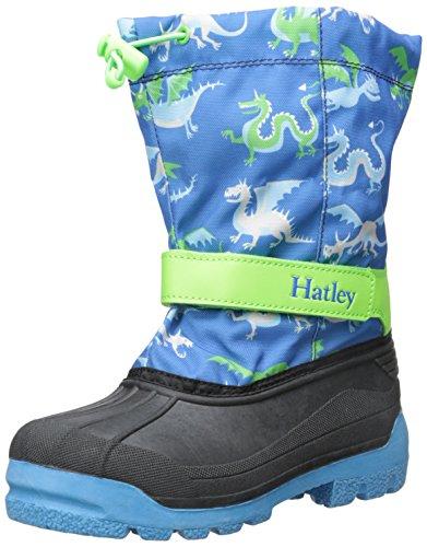 Hatley Boys Winter Boots Dragons