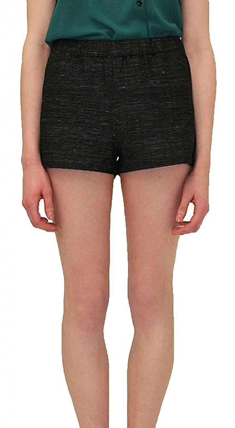 Loup Women's Black Stripe Selma Shorts