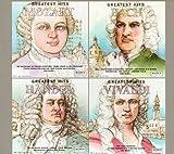 Mozart / Bach / Handel / Vivaldi: Greatest Hits