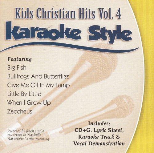 (Daywind Karaoke Style: Kids Christian Hits, Vol. 4)