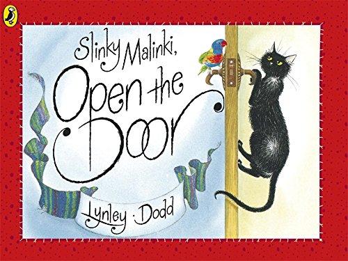 Slinky Malinki Open the Door (Hairy Maclary and Friends) ()