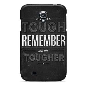 Mimortan EJg5377zUVv Case Cover Galaxy S4 Protective Case When Life Is Tough