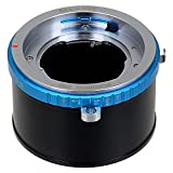 Fotodiox Pro Lens Mount Adapter with Aperture Control Ring - Kodak Retina Rangefinder and Retina Reflex Lenses (Retina Reflex S, II, IV, Instamatic Reflex, and Retina IIIS) to Sony NEX & E-mount Camera Bodies (APS-C & Full Frame such as NEX-5, NEX-7 & a7)