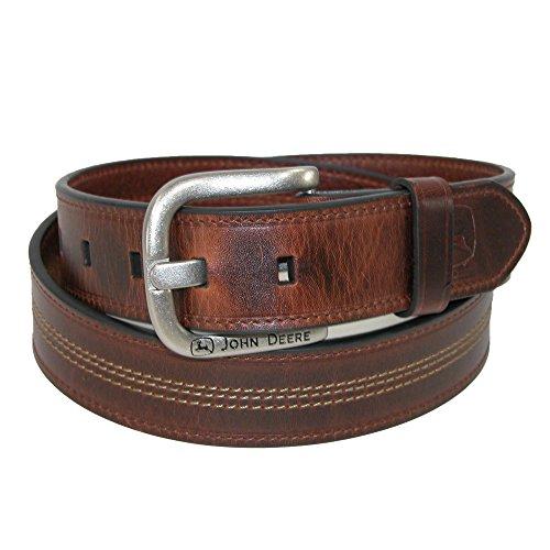 Buckles John Deere - John Deere Men's 35mm Belt,Brown,40