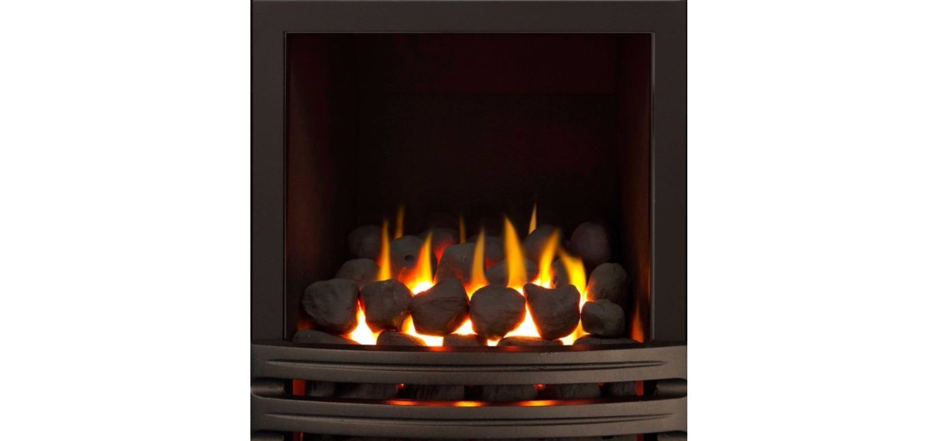 senso fireplaces vola 400 he gas fire high efficiency amazon co