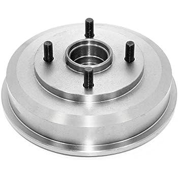 Amazon com: ACDelco 18B549 Professional Rear Brake Drum