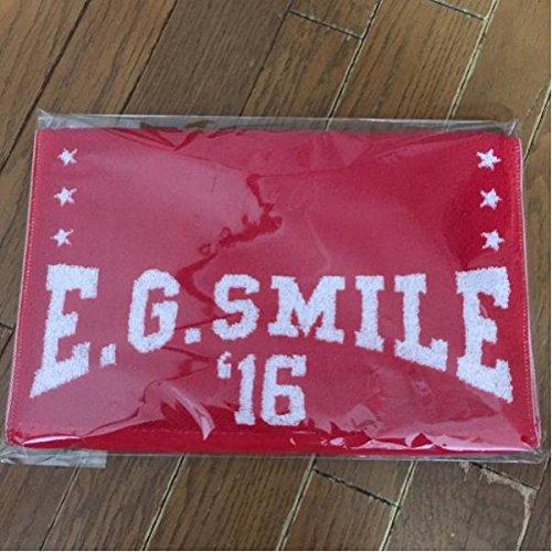 E-girls LIVE TOUR 2016 E.G.SMILE タオルの商品画像