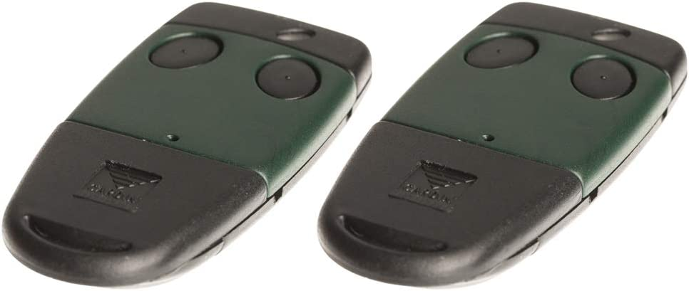 2 X Cardin Handsender S449 Qz 2 2 Befehl Funksender 433 92 Mhz S449 Txq449 Garagentor Fernbedienung Baumarkt