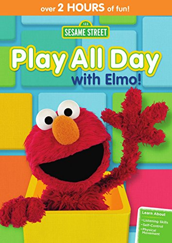 (Sesame Street: Play All Day with Elmo)
