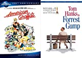 American Hollywood Classics - American Graffiti (100th Anniversary Edition) & Forrest Gump (2-Disc Special Collector's Edition) 2-Movie Bundle