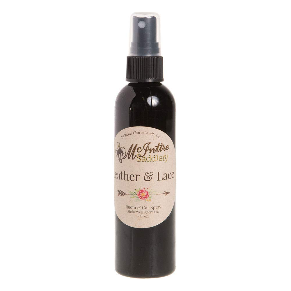 NRS McIntire Saddlery Leather/Lace Room Spray Scent by NRS (Image #1)