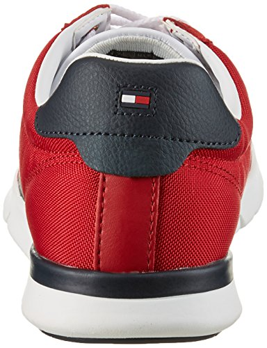 Herren Low 611 Rot Red T2285obias Tango Hilfiger 9c Top Tommy Ua45IP