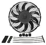 Derale 16110 10'' Diameter H.O. Extreme Electric Fan