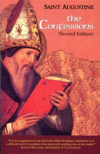 The Confessions: Study edition, (The Works of Saint Augustine: A Translation for the 21st Century) 2nd edition
