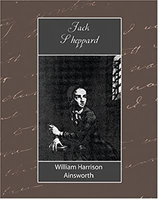 book cover of Jack Sheppard