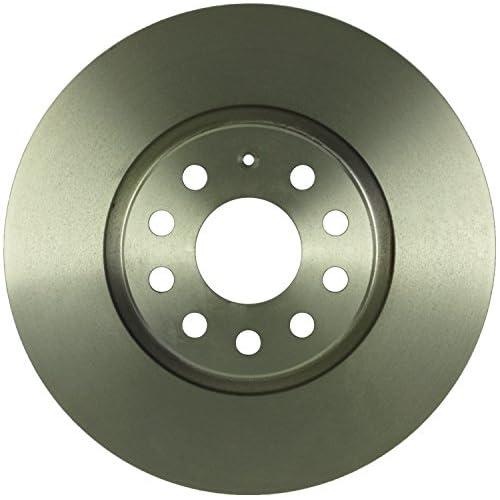 Top Bosch 14010043 QuietCast Premium Disc Brake Rotor, Front