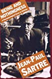 Being and Nothingness, Jean-Paul Sartre, 0806522763