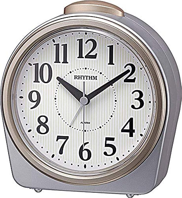 Rhythm 탁상 알람 시계 8RA645SR (2색상)