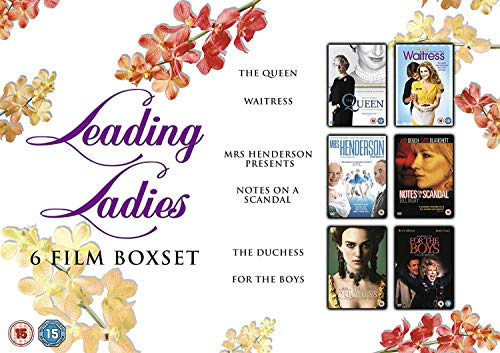 Mother's Day Collection [DVD]Leading Ladies 6 Film Boxset (The Queen, Waitress, Mrs Henderson Presents, Notes On A Scandal, The Duchess, For The Boys)