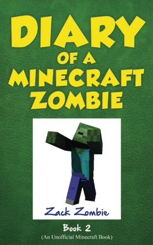 Diary Minecraft Zombie Book Bullies product image