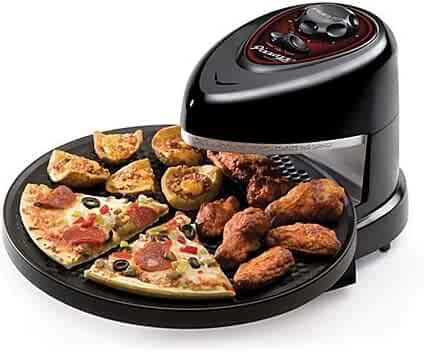Presto Pizzazz Pizza Cooker with Nonstick and Removable Baking Pan
