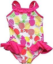 eKooBee Infant Baby Girl Swimwear One Piece Pineapple Swimsuit
