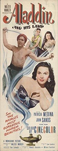 Medina Lamp - Aladdin and His Lamp 1952 Authentic 14