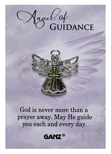 Ganz Angel of Guidance Tac Pin with Story ()
