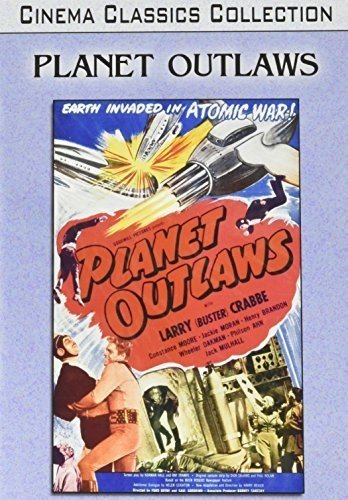 Planet Outlaws - Reel Montague