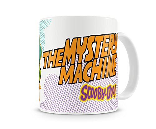 Used, Officially Licensed Scooby Doo - Mystery Machine Coffee for sale  Delivered anywhere in USA