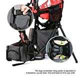 Baby Carrier, TECKCOOL Baby Toddler Backpack Cross