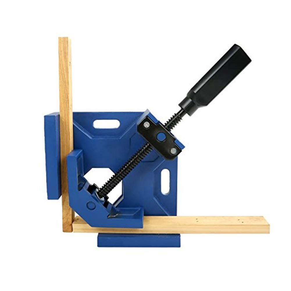 YAOBAO Right Angle Clamps,90°Corner Clamp Tools for Carpenter, Welding, Wood-Working, Engineering, Photo Framing,Best Unique Tool Gift for Woodworking