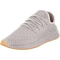 Adidas Men's Originals Deerupt Runner Casual Shoes (Grey/Light Solid Grey/Gum)