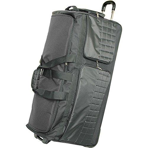 "Netpack MX Beginner Wheeled Duffel 30"" (Black)"