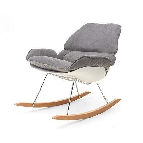 Amazon.com: YQQ-Lazy Sofa Rocking Chair Rocker Relax Chair ...