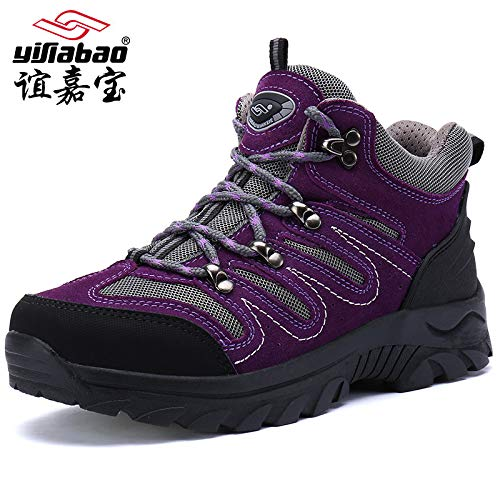 Stivali Outdoor Donna Jyssylzh A Inverno Purple Di Neve Scarpe Femminili  Cotone Trekking Testa Corte Caldo Tondo Da Rotonda d1CXqpCw bc03b4f3942
