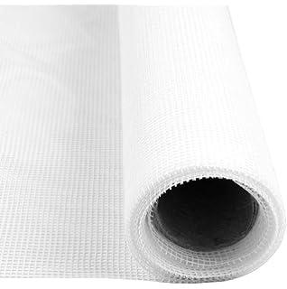 Rollo de tela mosquitera - 150 x 250 cm - blanco: Amazon.es: Bricolaje y herramientas