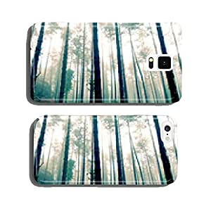 Dark forest cell phone cover case Samsung S5