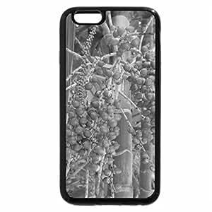 iPhone 6S Plus Case, iPhone 6 Plus Case (Black & White) - The Palm Fruit.