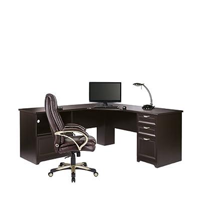 Realspace® Magellan Performance Collection L Desk, 30u0026quot;H X 70 9/10u0026quot