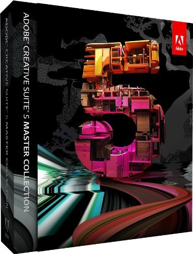 Adobe Creative Suite 5 Master Collection for mac