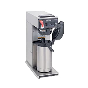 BUNN 23001.0052 CWTF35-APS Automatic Airpot Coffee Brewer w/ Gourmet Funnel (120/208-240V)