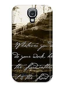 Galaxy S4 Case Bumper Tpu Skin Cover For Beautiful Free Christian Gorge Accessories