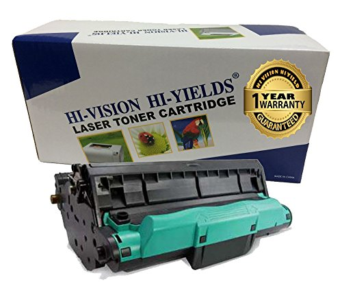 HI-VISION HI-YIELDS Compatible Drum Unit Replacement for Hewlett-Packard 126A CE314A ()