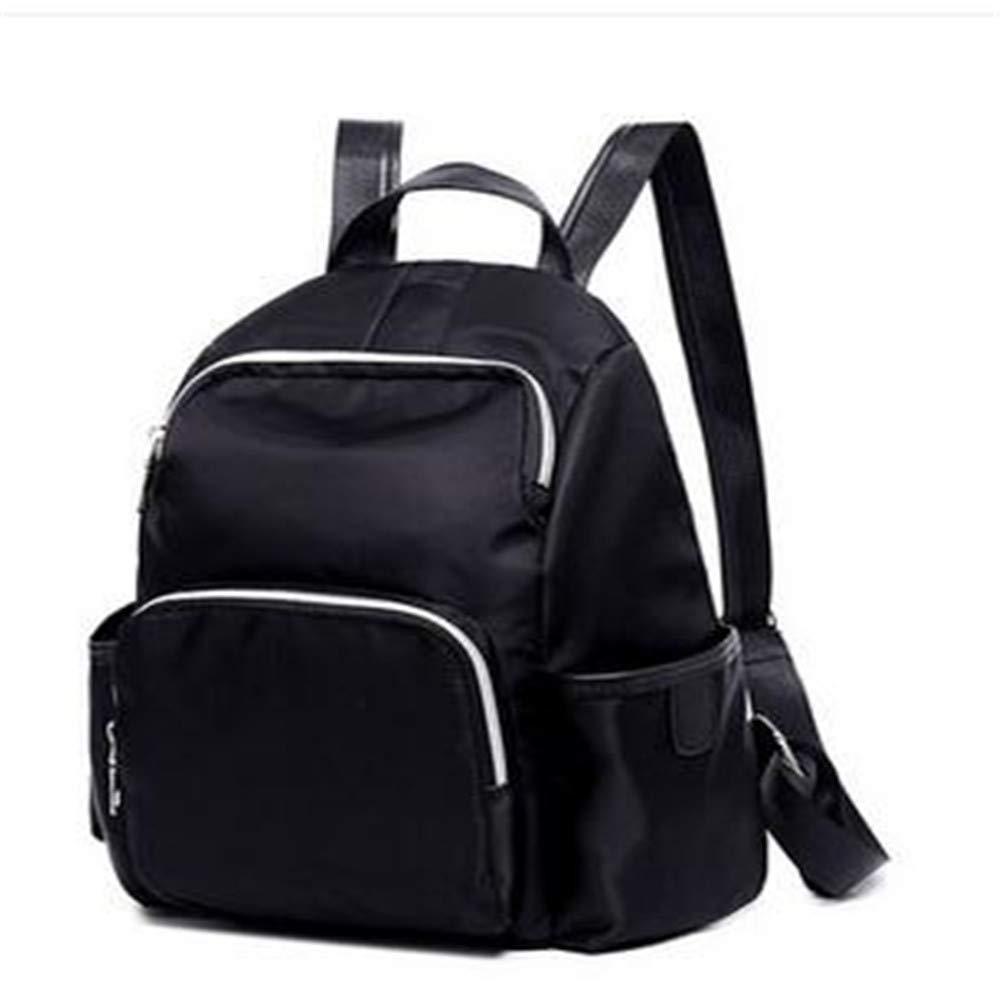 LIZHONG-SLT Oxford Women's Fashion Bag,Black,(Width 29cm Thickness 11cm high 32cm)