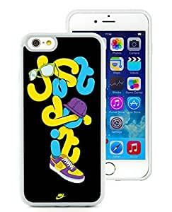 Fahionable Custom Designed iPhone 6 4.7 Inch TPU Cover Case With Nike 7 White Phone Case