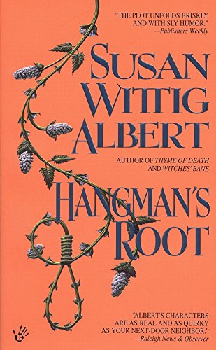 Hangman's Root (China Bayles Mystery)]()