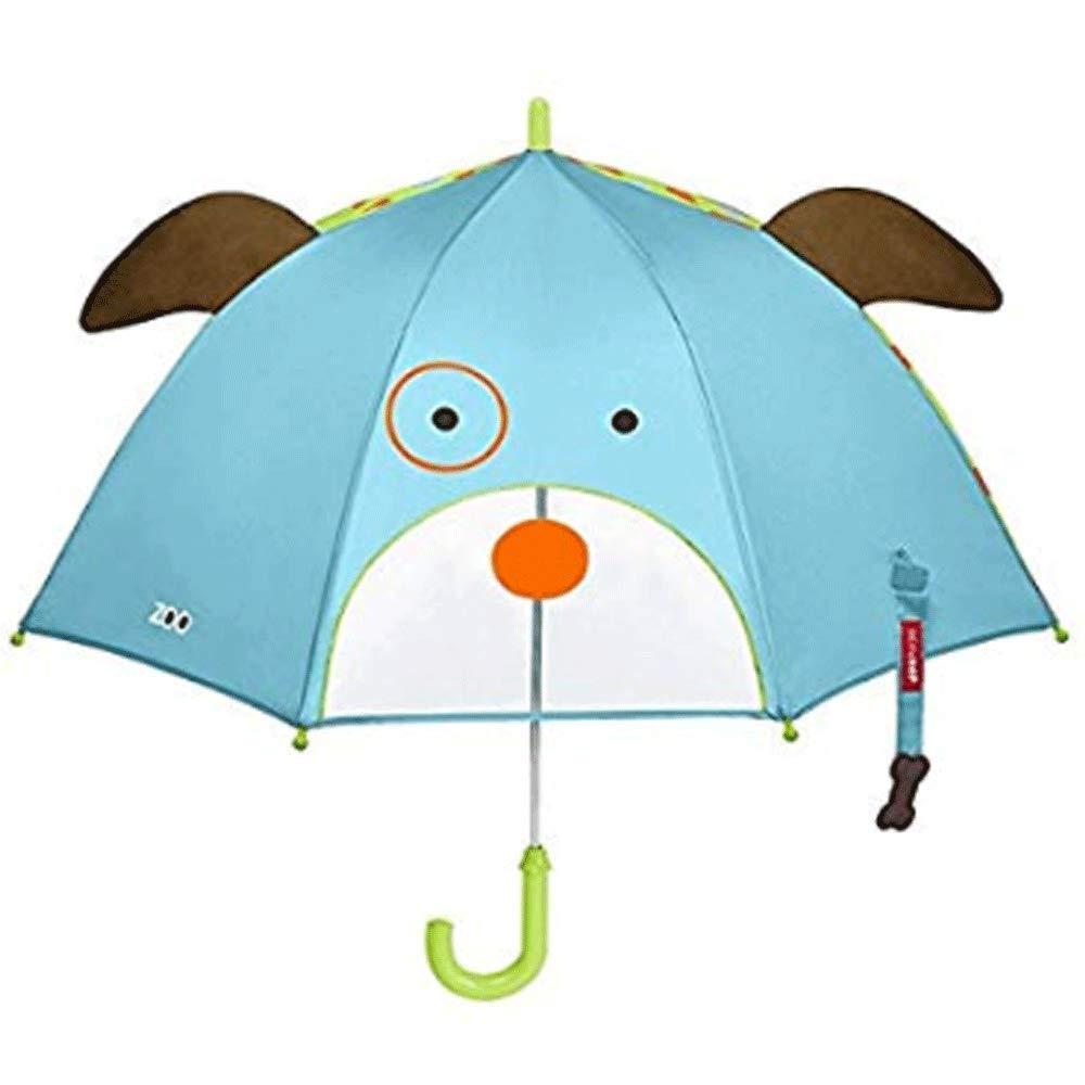 Qianming Kid Children Cute Fashion Unbrella Boys Girls PUPPY