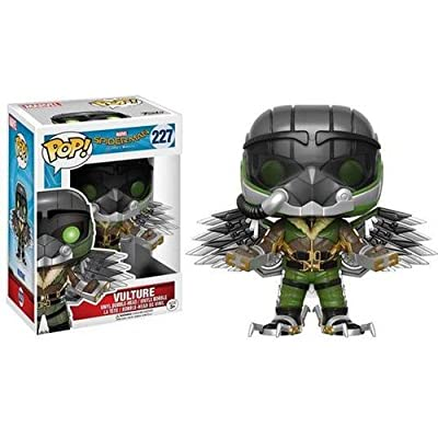Funko POP Marvel Spider-Man Homecoming The Vulture Action Figure: Funko Pop! Marvel:: Toys & Games