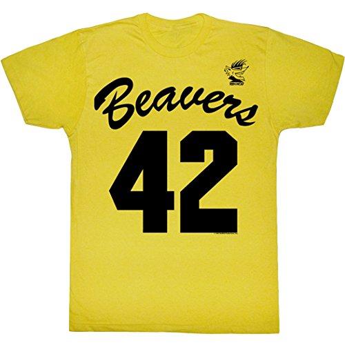 Teen Wolf Beavers Jersey T-Shirt for Adults